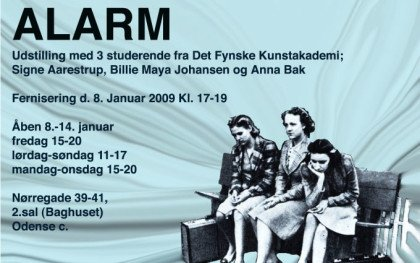 Alarm i Odense