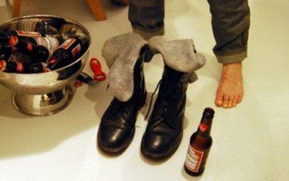 Rene sokker og et evigt liv