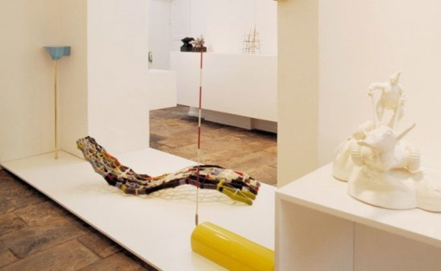 Københavnsk galleri drejer nøglen om