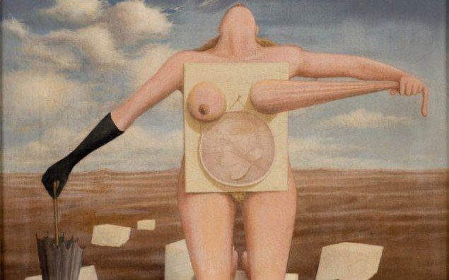 Redningsaktion surrealisme