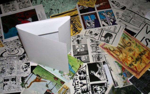 Kunsttidsskriftet ark – nu med satellitter