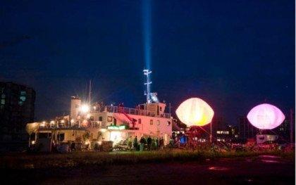 Kunstskib i Helsingør