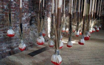 Bæresvag installationskunst