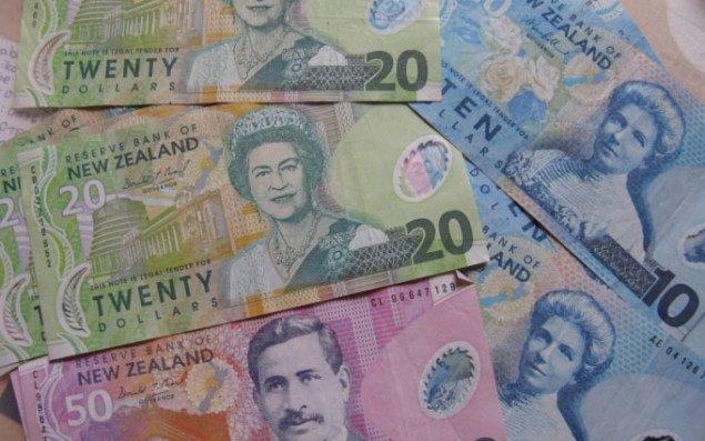 Ordet 'dollars' bandlyst i bank