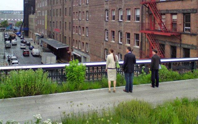 Fra ingenmandsland til urban oase i New York