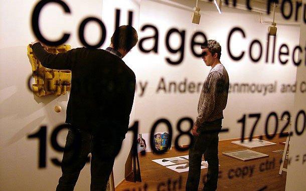 Danske Collager i Centrum