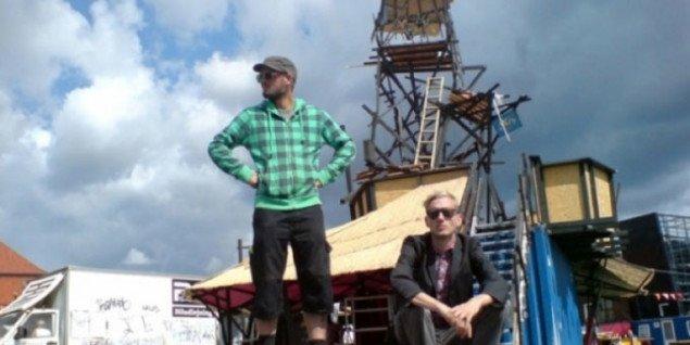 Århus-kunstnere invaderer København
