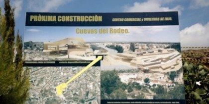 Fiktiv byggeplads på spansk galleri