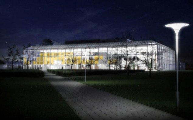 Musikhuset Aarhus får mediefacade