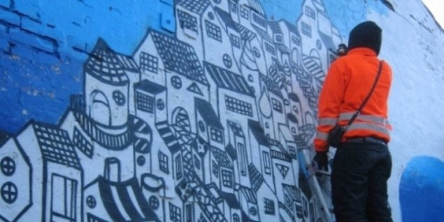 Kunstprojekt i Fredericias gader