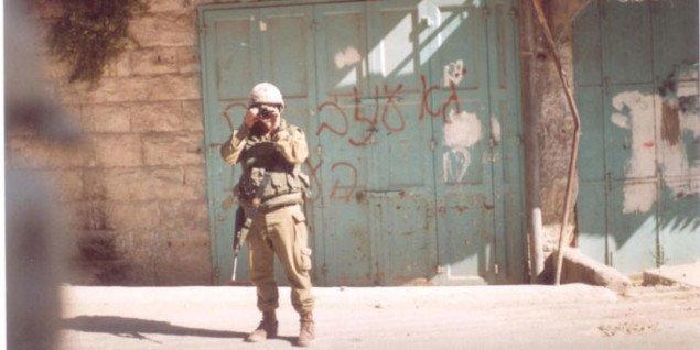 Soldaterbilleder bryder tabu