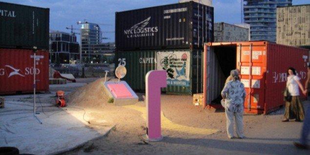 Canadisk kunstnerkollektiv opfører performanceforedrag i Roskilde