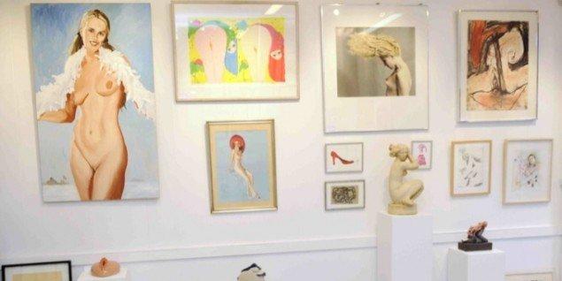 Erotisk galleri åbner i København