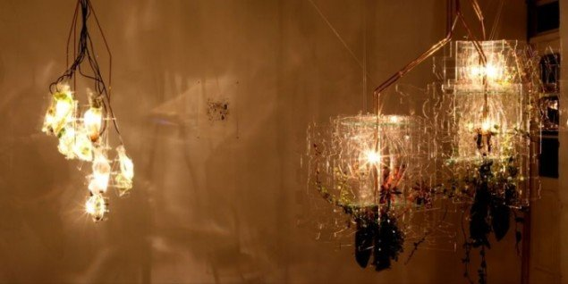 Eksperimenter med lys og arkitektur