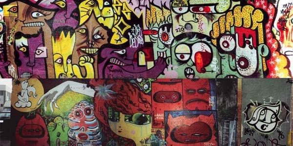 'Graffiti som engagement'