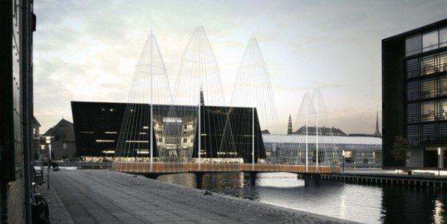 Olafur Eliasson tegner bro til københavnerne