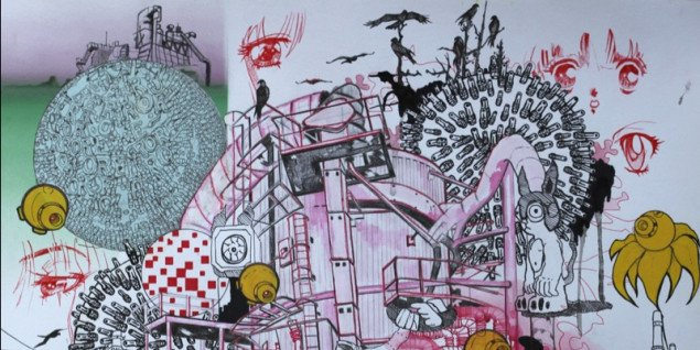 Morten Korch, manga og The Matrix
