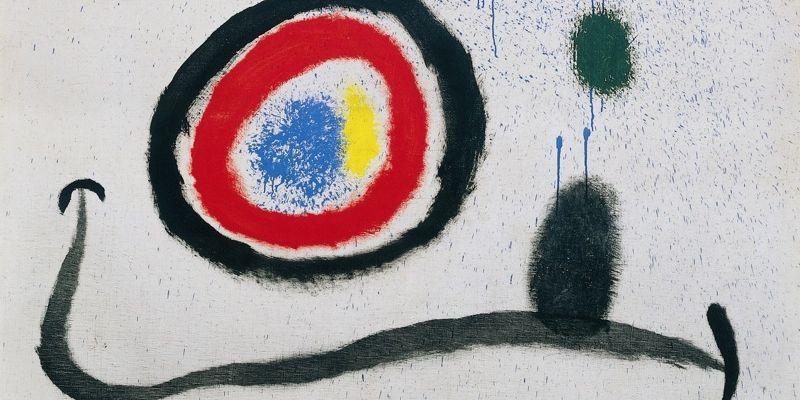 Maersk støtter Arkens Miró-udstilling