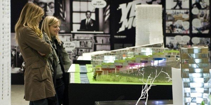 Yes is More – en innovativ udstilling om moderne arkitektur