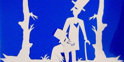 H.C. Andersen som du aldrig har set ham før