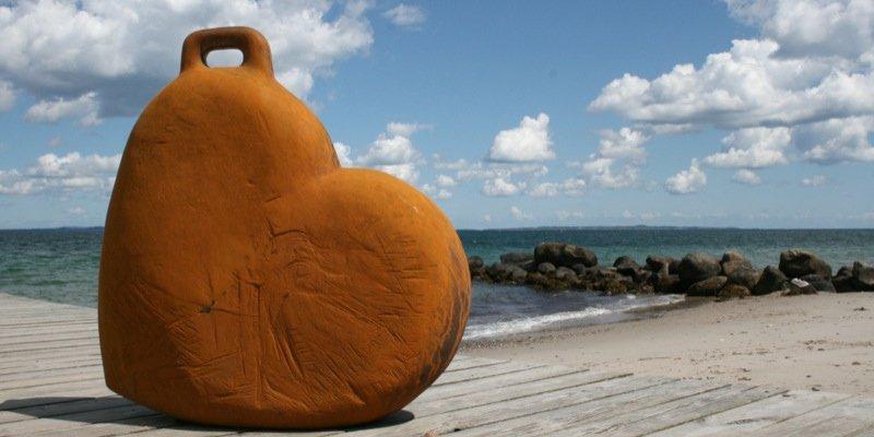 Sculpture by the sea bliver biennale