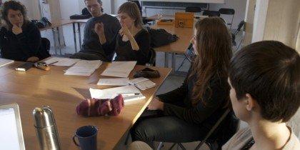 Studerende udfordrer etablerede kunstnere