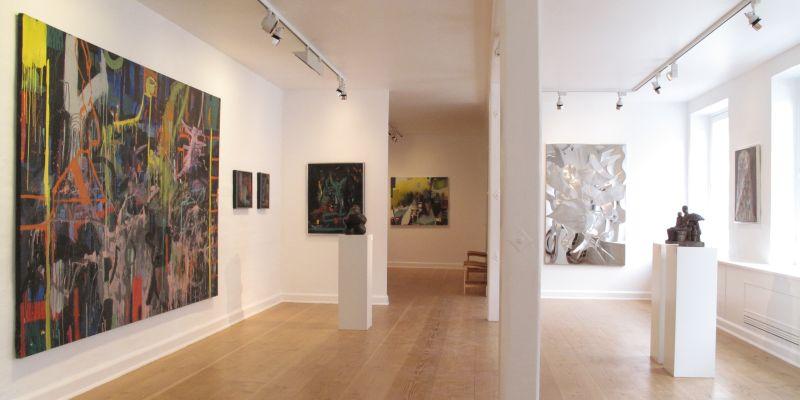 Galleri Profilen åbner i nye rammer