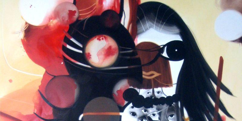 Kathrine Ærtebjergs nye værker viser en moden kunstner