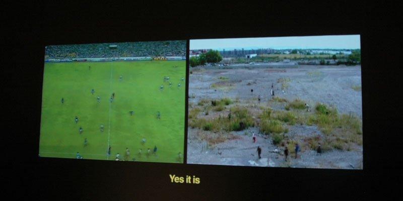 Fodbold+kunst = Fodboldkunst?