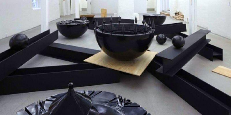 Præmiering af Morten Stræde-udstilling på Kunsthal Brænderigården