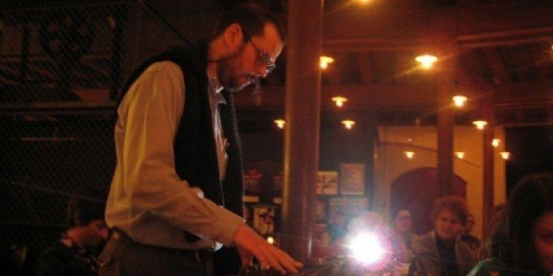 Lydkunstner stjæler fra konservatoriet