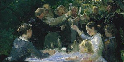 Nyt liv i berømt maleri