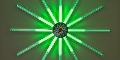 Astrid Krogh udstiller nye lysværker