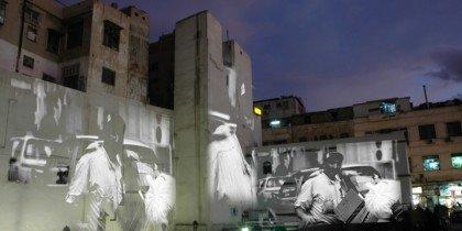 Dansk videokunst i Damaskus