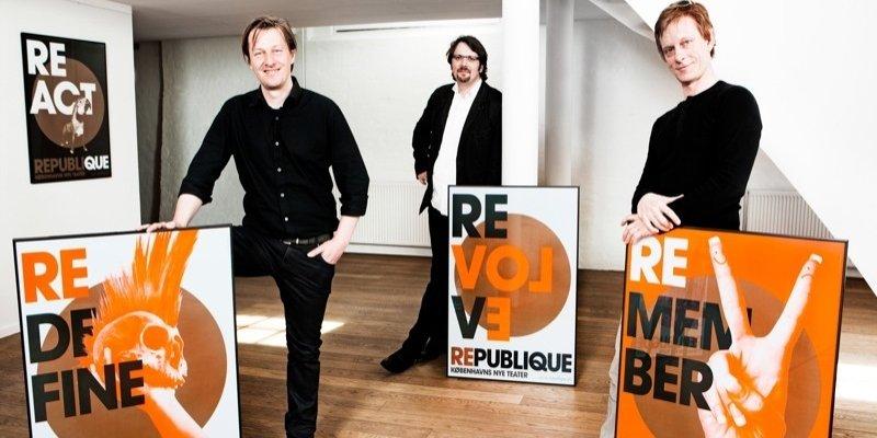 Teatret REPUBLIQUE vandt Den Danske Designpris