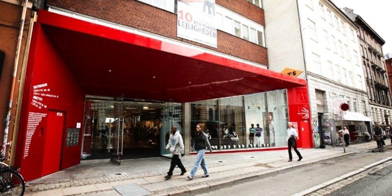 Kunstværker flytter ind i shoppingcenter på Vesterbro