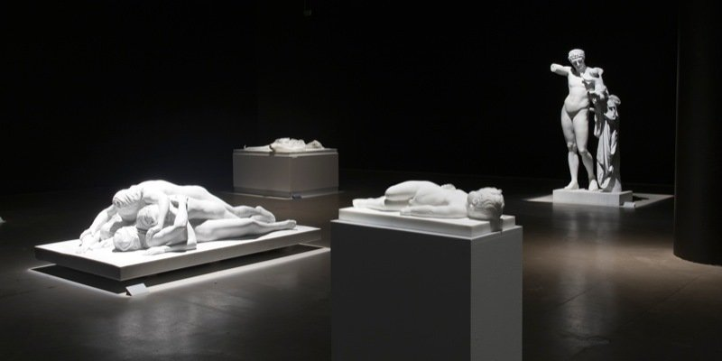 Christian Lemmerz er aktuel med udstillingen Genfærd