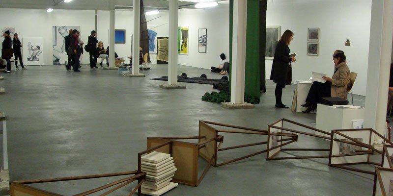 Ny ung kunstmesse i London