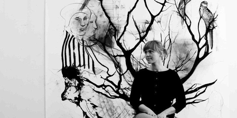 Artist talk på Trapholt