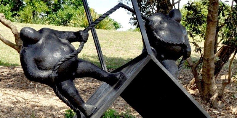 Dansker vinder hovedprisen på Sculpture by the Sea i Australien