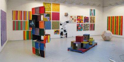 Nye udtryk i den abstrakte kunst