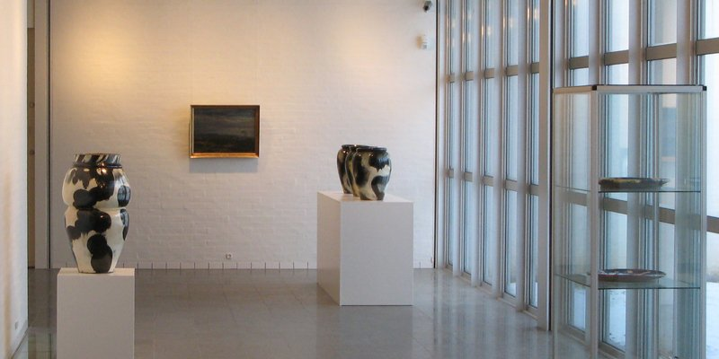 Ny udstillingsfløj på Holstebro Kunstmuseum