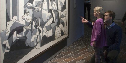 Picasso skaber publikumsstorm