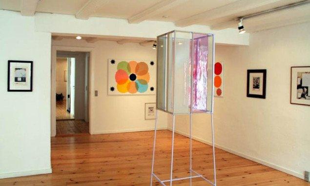 Bodil Nielsen og Jørgen Carlo Larsen på Galerie MøllerWitt