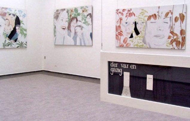 Nyt dansk maleri på Randers Kunstmuseum, men hvor er eventyret?