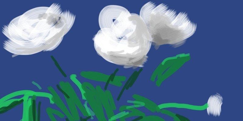 Hockney viser iPadkunst på Louisiana