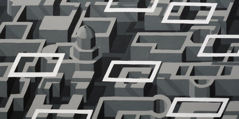Labyrinten som tilstand