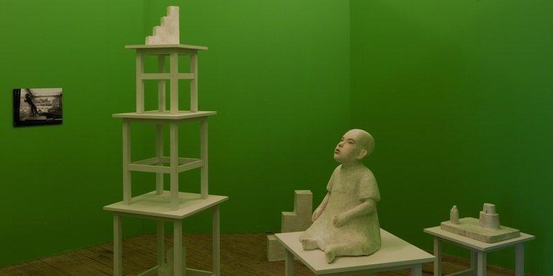 Hvid magi på Kunsthallen Brandts