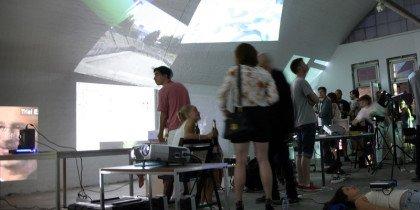 BYOB event præsenteres til festivalen Distortion