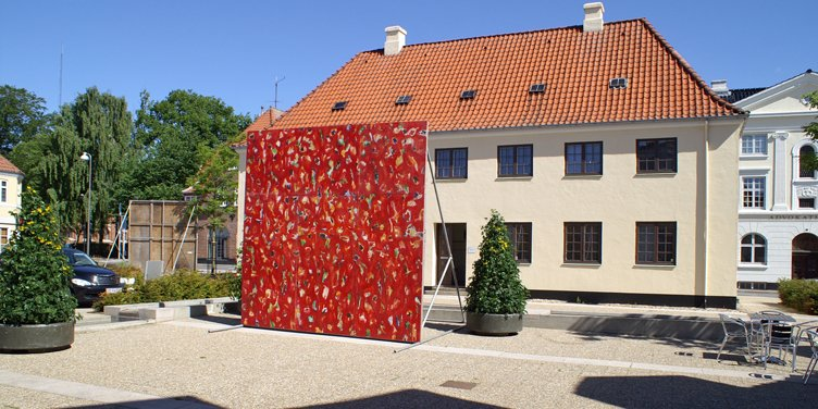 2 km kunstrute åbnes i Viborg